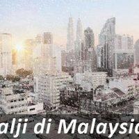 Malaysia Bakal Jadi Negara 4 Musim Tidak Lama Lagi