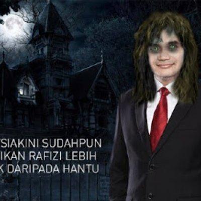 Malaysiakini Sahkan Rafizi Lagi Teruk Dari Hantu