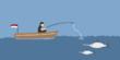 Mancing Di Rumpon Prabuanto Terdampar Dan Terombang Ambing Di Laut
