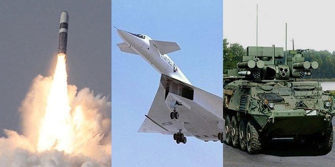 Mangkrak Ini 7 Senjata Perang Super Mahal Tapi Tak Pernah Dipakai