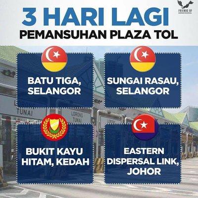 Mansuh Tol Adalah Usaha Dan Titik Peluh Umno Shah Alam