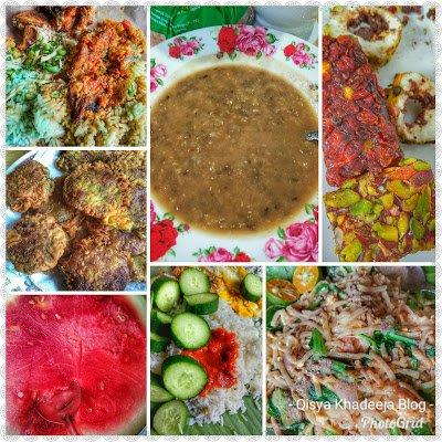 Masakan Luar Dan Masakan Rumah