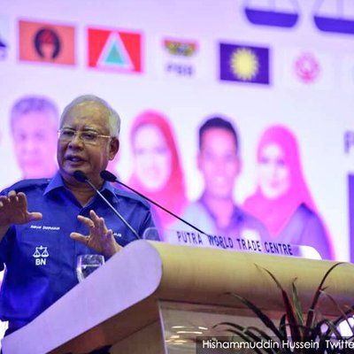 Masing Bn S Ge14 Briefing Tilted Towards Umno