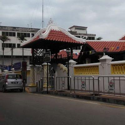 Masjid Kampung Hulu Antara Masjid Tertua Di Melaka