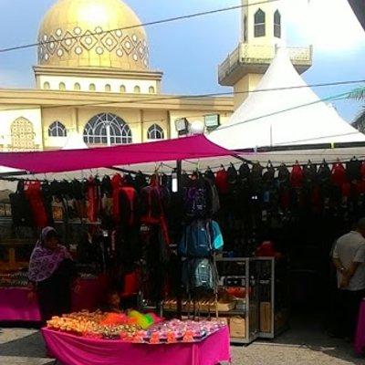 Mathaf Thailand Halal Food Festival Di Petaling Jaya