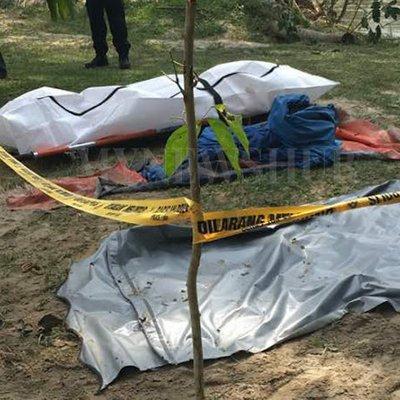 Mayat Mangsa Hanyut Di Sungai Hulu Langat Ditemui