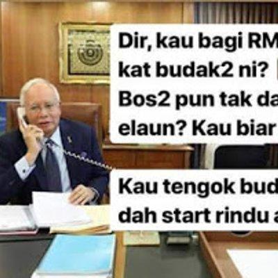 Melayu Tak Sedar Lge Tipu Untuk Nafi K Tangan Awam Bonus Raya