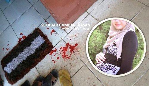Mengandung 17 Minggu Pukul 1 Pagi Bila Ke Tandas Terkejut Tengok Ada Darah Atas Lantai