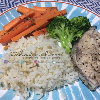 Resep Ikan Bakar untuk Diet yang Lezzaaat