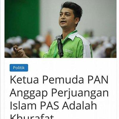 Menyalak Lagi Islam Pas Adalah Khurafat