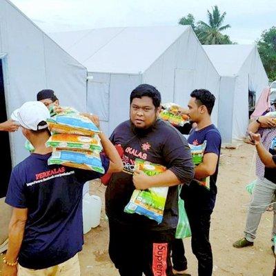 Menyedihkan Sambut Aidilfitri Di Khemah Sabah