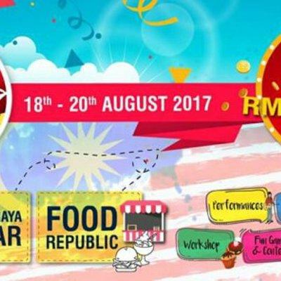 Merdeka Raya Festival Berjaya Waterfront Jb 18 20 August 2017