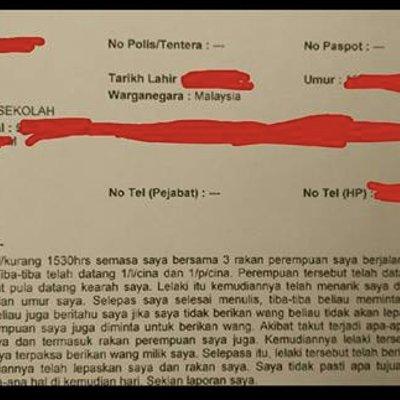 Mereka Akan Paksa You Bayar Minimum Rm20 Lelaki Kongsi Pengalaman Ditipu Scammer Isi Borang Survey