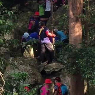 Meremang Pengunjung Bukit Batu Putih Histeria Menjerit Jerit Netizen Nampak Kelibat