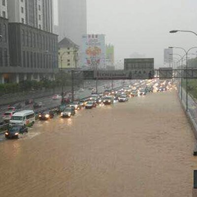 Minister Claims Development Project Caused Kl Flood