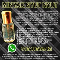 Minyak Nyut Nyut Malaysia