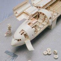 Model Boeing 777 Diperbuat Dari Kertas Nampak Macam Sebenar