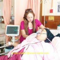Mohon Pada Semua Doakan Untuk Mama Saya Jasmin Hamid