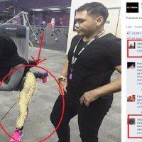 Muat Naik Gambar Tidak Senonoh Di Dalam Gym Neelofa Dikecam Peminat Sendiri