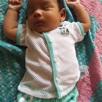 Muhammad Emir Yusuf 2 Months Old