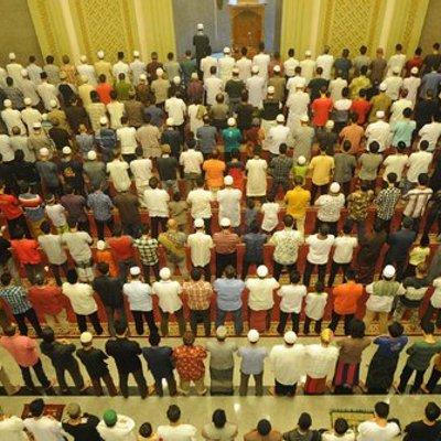Mui Imbau Umat Islam Salat Gerhana Ini Tata Caranya
