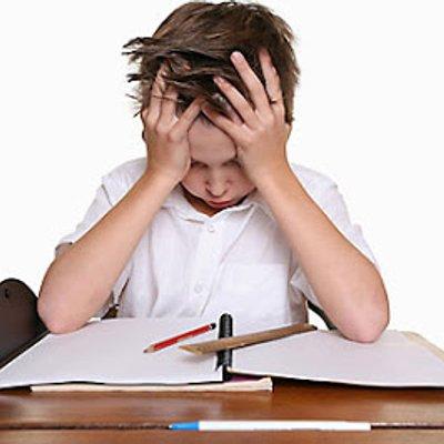 Muntah Muntah Muka Pucat Memberontak Walaupun Kecil Anak Anak Juga Boleh Stress Jika Dipaksa