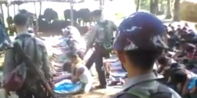 Myanmar Tangkap Polisi Terkait Video Penyiksaan Warga Rohingya