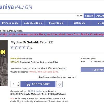 Mydin The Untold Story