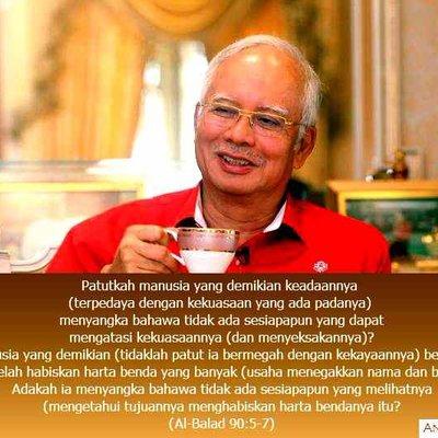 Najib Buktikan Malaysia Tak Bankrap Ramai Rakyat Melancong Ke Luar Negara