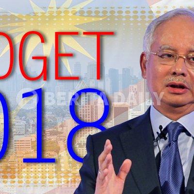 Najib S Budget 2018