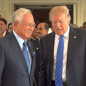 Najib S Stay At Trump Hotel To Curry Favour