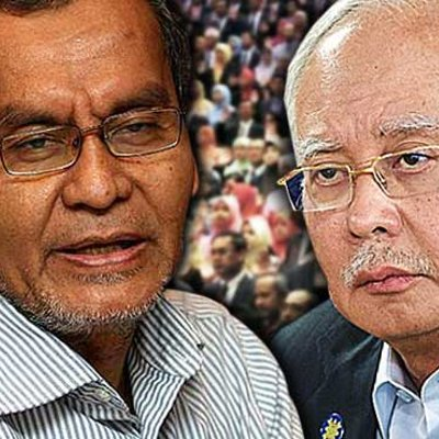Najib Stoking Fear Again Says Dr Dzul