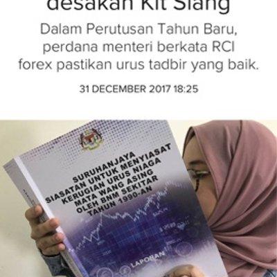 Najib Terbukti Kian Tertekan Dan Jiwa Kacau Kalau Rci Forex Ditubuhkan Kerana Kit Siang Kenapa Tak Wujudkan Rci 1mdb
