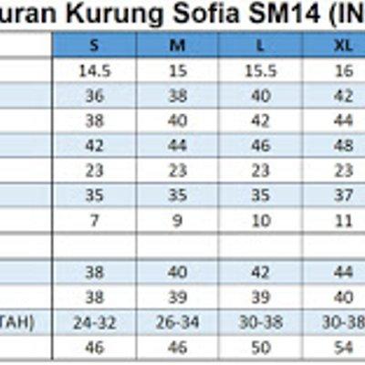 Najwa Premium Kurung Lycra Moden 2017