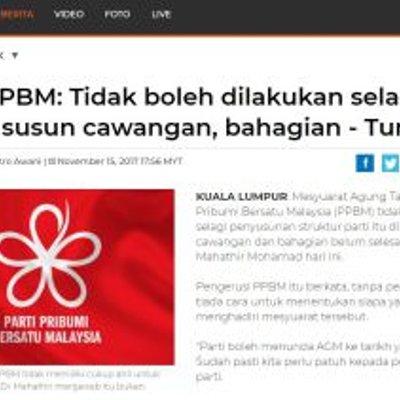 Nak Lawan Najib Macam Mana Mesyuarat Cawangan Pun Takde
