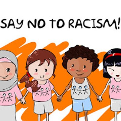 Nak Racist Pun Kena Bertempat