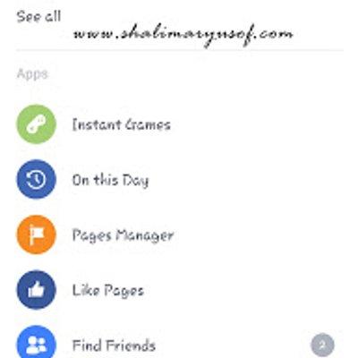 Nak Tengok Balik Status Facebook Lama