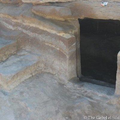 Necropolis Kerajaan Baru 3 400 Tahun Di Mesir
