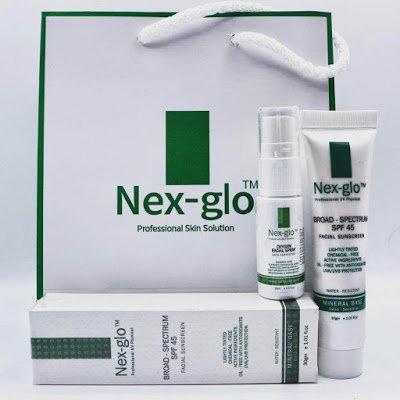 Nex Glo Sunscreen Bukan Je Untuk Melindungi Uv Tetapi Juga Merawat Kulit
