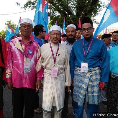 Nik Omar Datang Taiping Pada 28 Mei