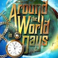 Novel Around The World In 80 Days