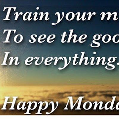 November 06 2017 Happy Monday