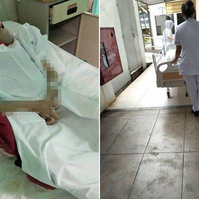 Nurliyana Kritikal Doktor Terpaksa Tebuk Leher