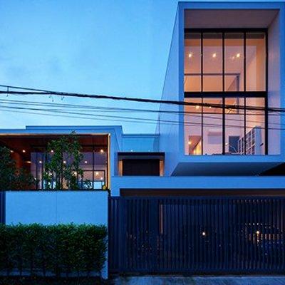 Ny House By Idin Architects In Bangkok Thailand