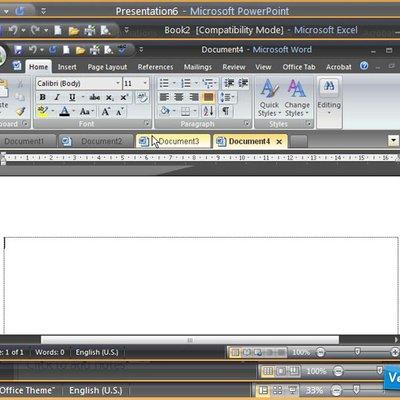 Office Tabs Add Ons Canggih Untuk Microsoft Office