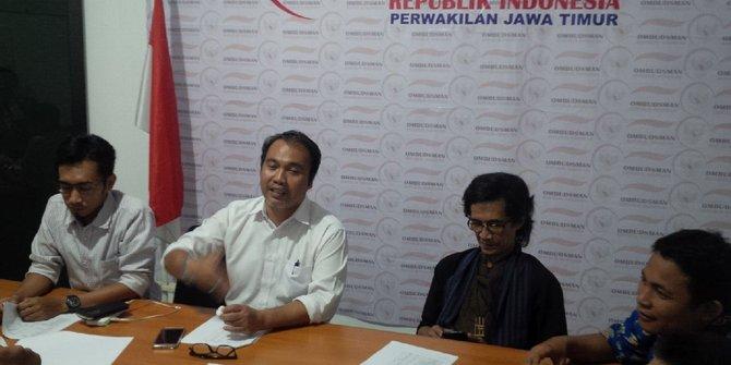 Ombudsman Sebut Warga Surabaya Terbanyak Laporkan Maladministrasi