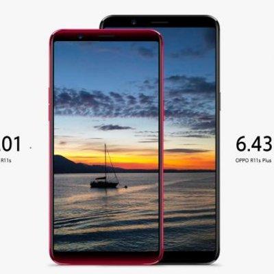 Oppo R11s Dan R11s Plus Kini Rasmi Skrin Nirbingkai Dan Dijana Pemproses Snapdragon 660