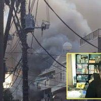 Padah Bermain Mancis Bangunan Terbakar Hingga Meragut Nyawa