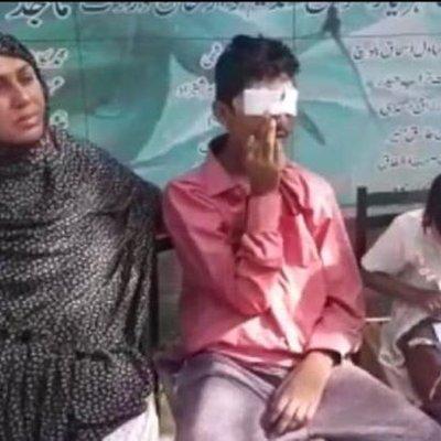 Padah Tidur Dengan Anak Dara Orang Remaja Lelaki Dipotong Anunya Dan Dicungkil Mata Oleh Bapa Gadis