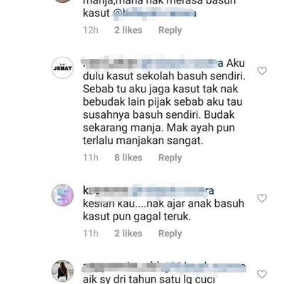 Pakai Kasut Hitam Ke Sekolah Yayyy